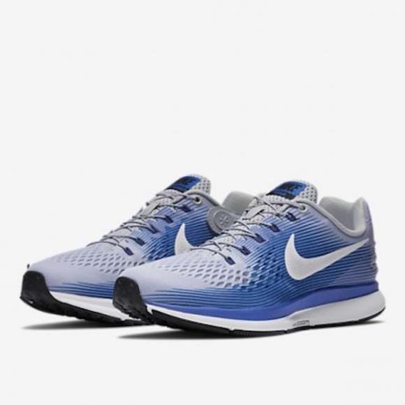 31406d8c0b3df Nike AIR ZOOM PEGASUS 34 FLYEASE Mens Running Shoe